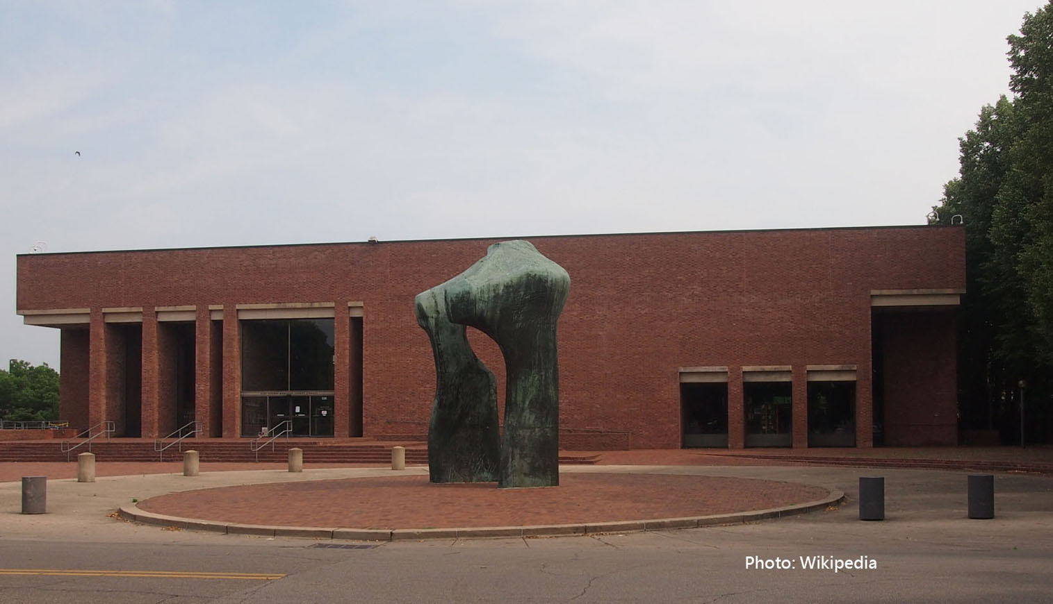 Cleo Rogers Memorial Library