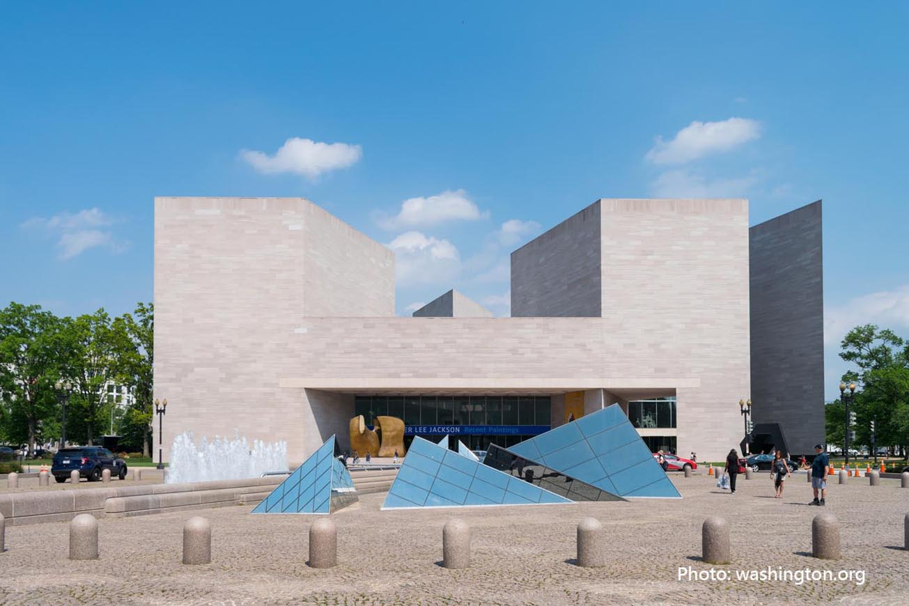 East Building, National Gallery of Art