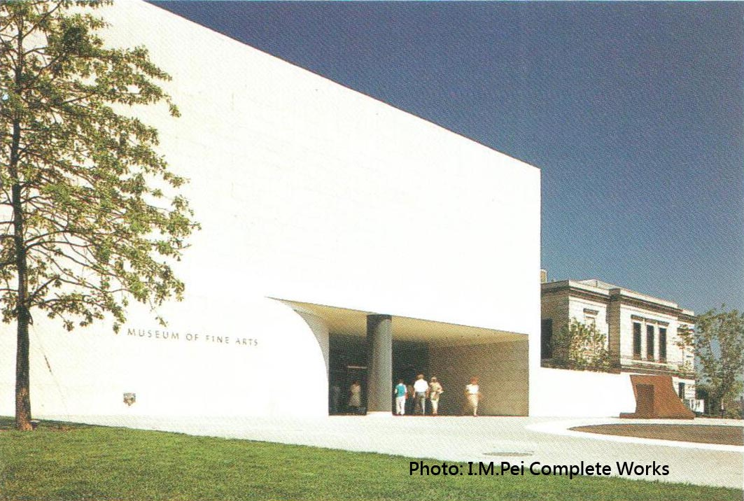 West Wing, Museum of Fine Arts