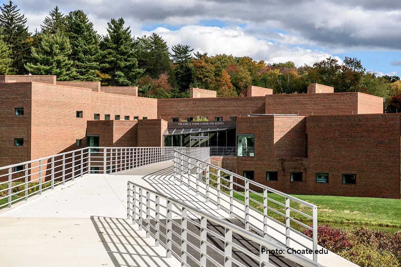 Choate Rosemary Hall Science Center