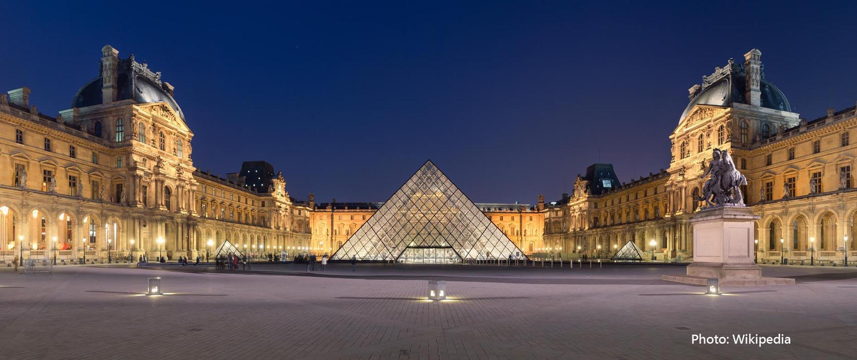 Grand Louvre - Phase I