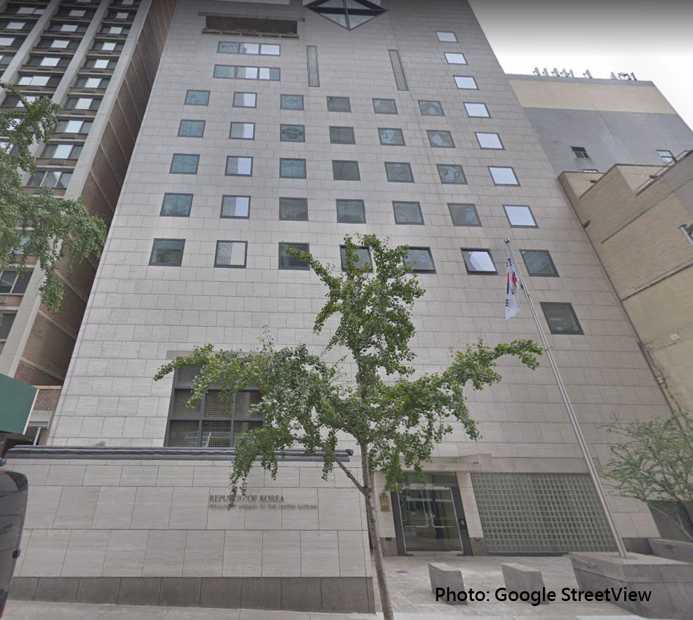 Republic of Korea Permanent Mission to the United Nations